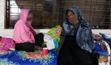 এসিড দগ্ধ তৈয়বাকে উন্নত চিকিৎসায় চট্টগ্রামে স্থানান্তর
