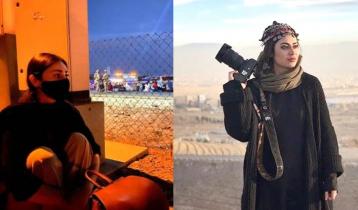 চোখের জলে দেশ ছাড়লেন আফগান পরিচালক