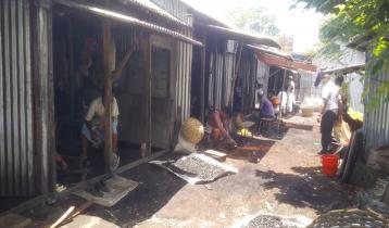কোরবানির ঈদেও সুনসান গোপালগঞ্জের কামারপাড়া