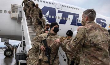 আফগানিস্তান ছেড়েছে ৯০ শতাংশ মার্কিন সেনা