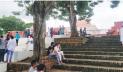 খানজাহান আলী মাজার এখন বেড়ানোর স্থান