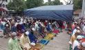 গোপালগঞ্জে ঈদ জামাতে করোনা থেকে মুক্তি চেয়ে দোয়া