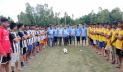 কুড়িগ্রামে মিনি ফুটবল টুর্নামেন্টের ফাইনাল অনুষ্ঠিত