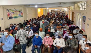 নোয়াখালীতে 'শেখ রাসেল অক্সিজেন ব্যাংক' এর যাত্রা শুরু