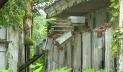 রাতের আঁধারে ঠাকুর অনুকূলচন্দ্রের স্মৃতিবিজড়িত স্থাপনা ভাঙছে কারা