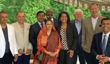 বাংলাদেশে টিকা সংকট সমাধানের আশ্বাস মার্কিন রাজনীতিবিদদের