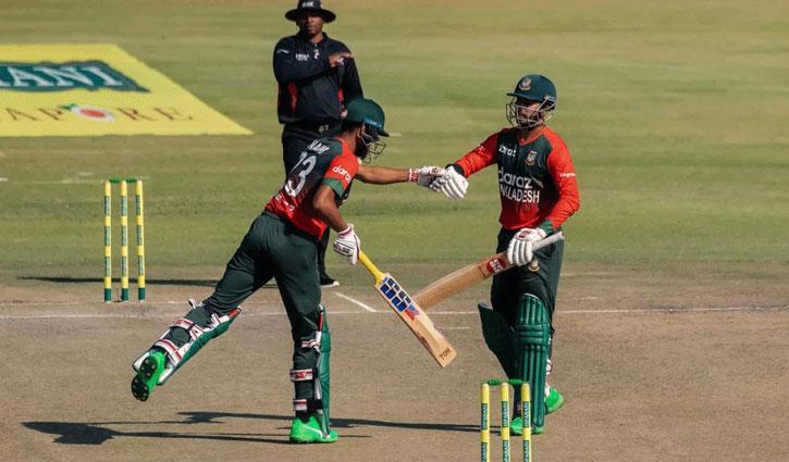 Tigers beat Zimbabwe to clinch T20 series
