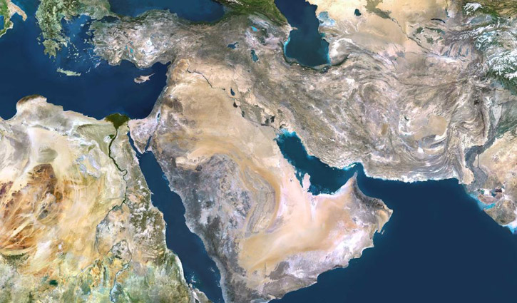 Fourth wave of Covid-19 hits Middle East