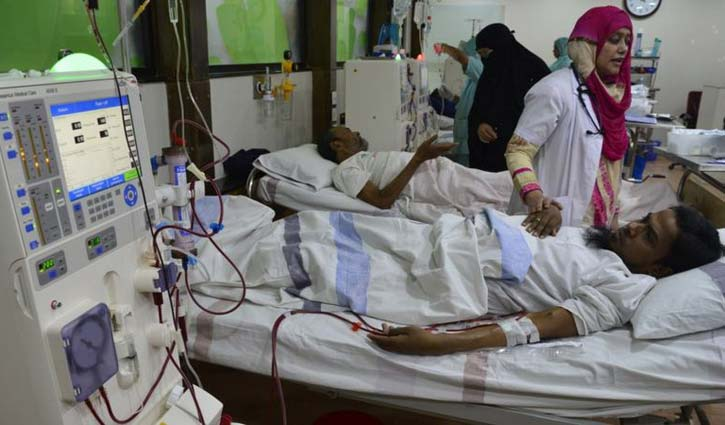 Khulna division reports 45 more Covid-19 deaths