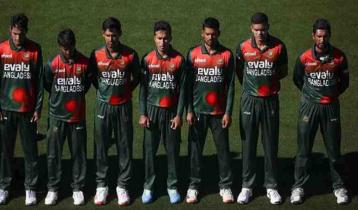 Bangladesh field first, Shamim makes debut