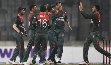 Bangladesh`s 100th T20: Tigers to bowl first after losing toss
