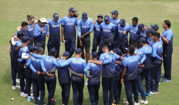 Bangladesh fielding as New Zealand opt to bat first