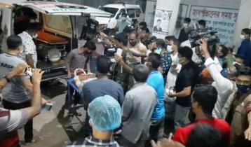 Bullet-hit Laxmipur AL leader dies on way to Dhaka