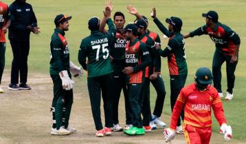 Bangladesh-Zimbabwe T20 final this afternoon