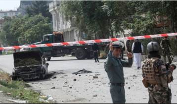 UN headquarters attacked in Afghanistan