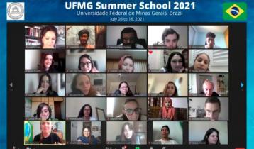 Two Daffodil students join virtual UFMG Summer School program