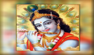 Mahbubul Khalid's Janmashtami song portrays Sri Krishna
