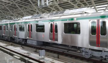 Metro rail trial run begins