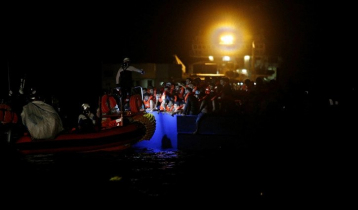 Bangladeshis among 394 migrants rescued in Mediterranean