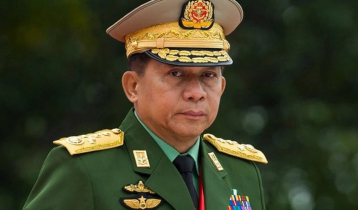 Myanmar military ruler now chief of caretaker government