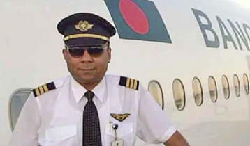 Captain Nawshad's body to arrive in Dhaka this morning
