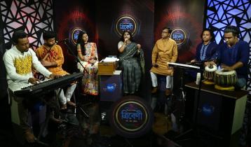 Nipa, Suma to sing in 'Tribeni' tonight on Nazrul's death anniv