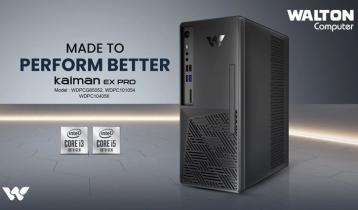 Walton launches 3 news series of desktop PCs