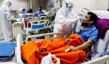 Covid-19 death toll crosses 21,000-mark