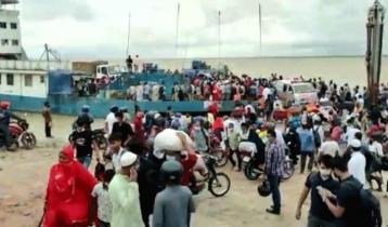 Passenger pressure on Shimulia-Banglabazar route continues