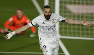 Karim Benzema tests positive for Covid-19