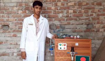 Tarif's oxygen generating machine gets huge response