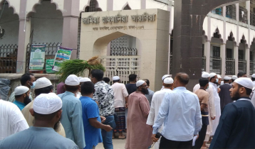 Madrasa occupied by Mamunul Haque freed after 22 yrs