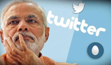 Modi's Twitter followers cross 70 million mark