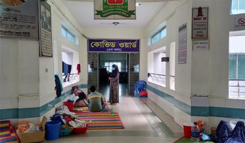 21 more die at Mymensingh hospital Covid unit