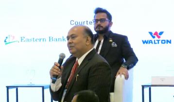 Walton promotes Bangladesh in the USA roadshow: BSEC chief Shibli Rubayat