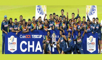 Sri Lanka wins series against India after 13 years