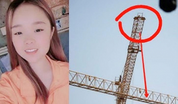 Chinese TikToker dies after falling from 160-feet crane