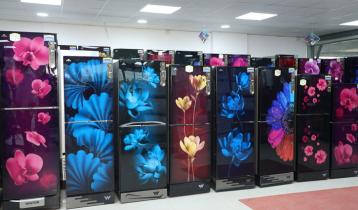 Walton's new models of fridges lured customers ahead of Qurbani Eid