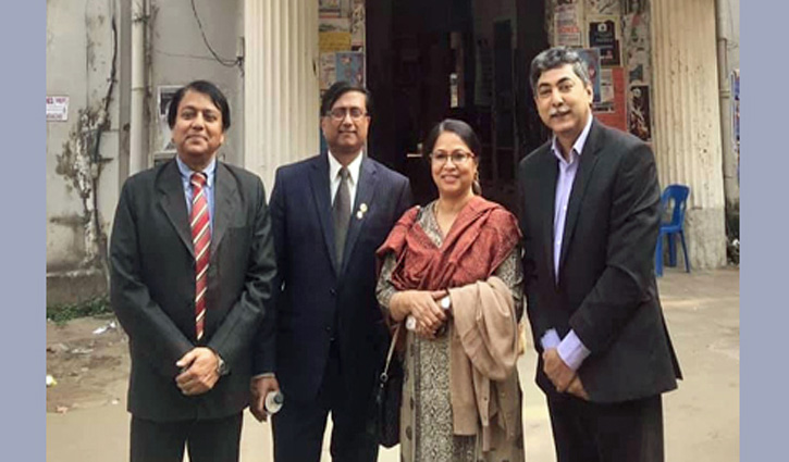 US expatriate Dr Hafiz couple trying to send 30 lakh more doses of vaccine