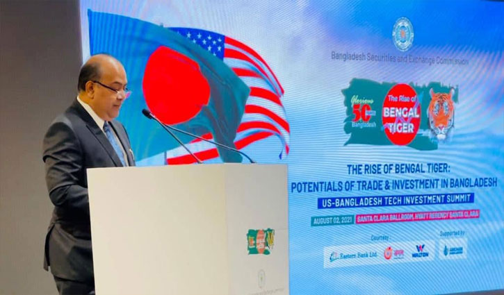 'Bangladesh assures a guaranteed high rate of return to investors'