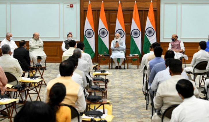 12 Indian ministers step down