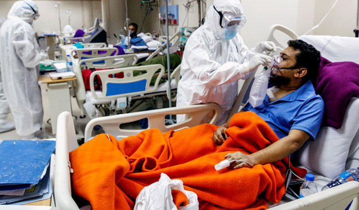 Bangladesh logs 212 more Covid deaths, 13862 new cases