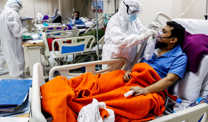 Bangladesh reports record Covid deaths of 264 in 24 hrs