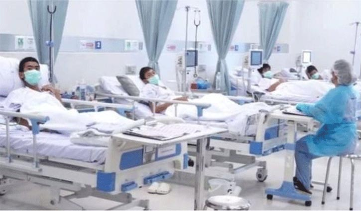 Khulna division reports 34 more Covid-19 deaths