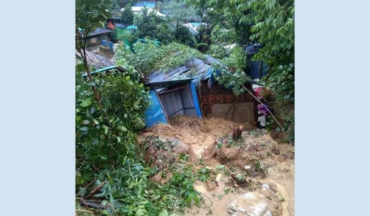 Five of a family killed in Teknaf landslide