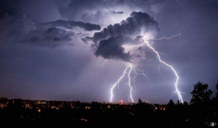 Lightning strikes kills 68 in 3 India states