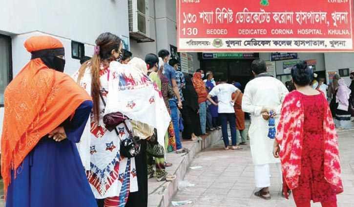 4 more die of Covid-19 in 2 Khulna hospitals