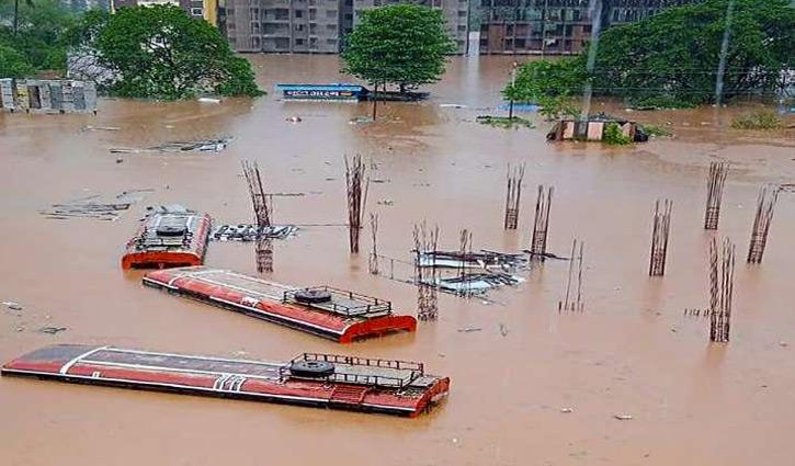 Landslide kills 36 in India's Maharashtra