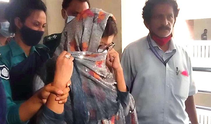 Mou remanded for 3 days in drug case