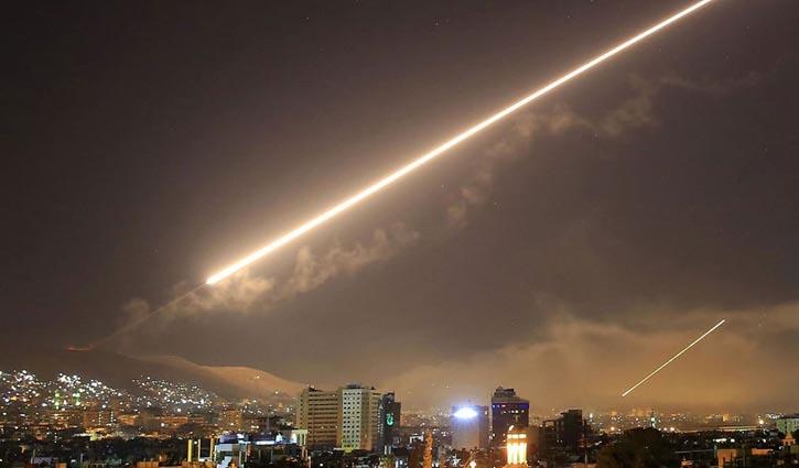 Rocket attack on Iraq-Syria border